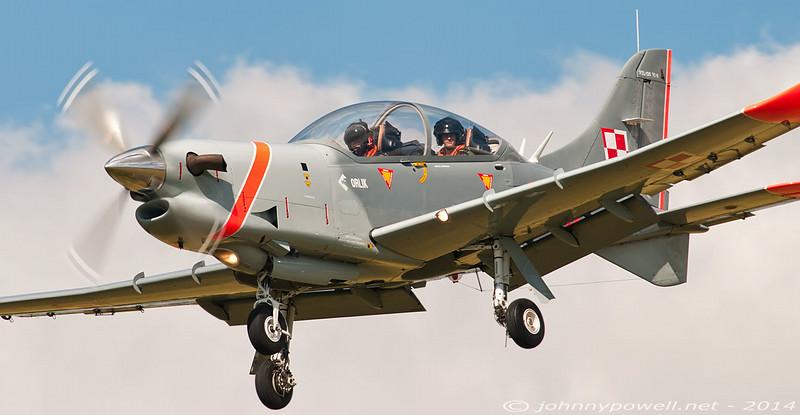 Polish Air Force PZL-130 Orlik