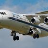 QinetiQ BAE Systems Avro 146-RJ100