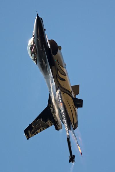 Belgian Air Force F-16 Fighting Falcon FA-101