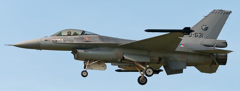 General Dynamics (Fokker) F-16AM Fighting Falcon (401)
