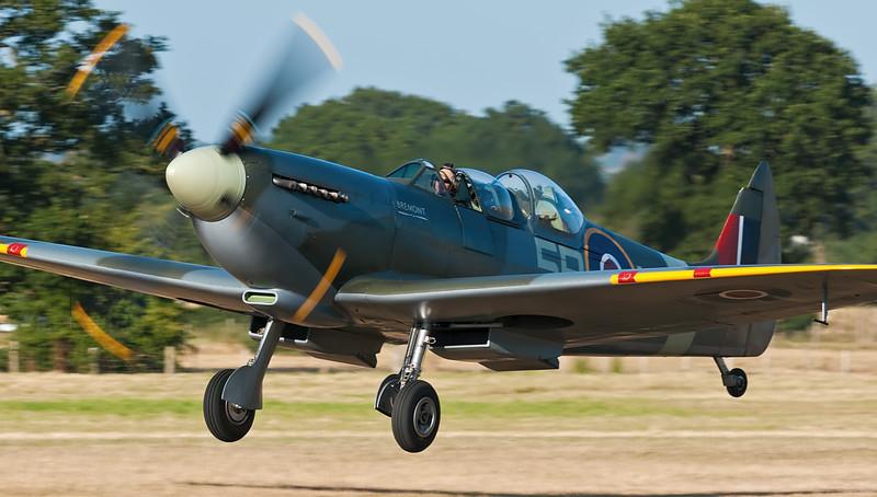 Spitfire Mk Tr.9