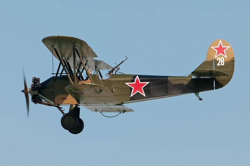 G-BSSY/28 POLIKARPOV PO-2