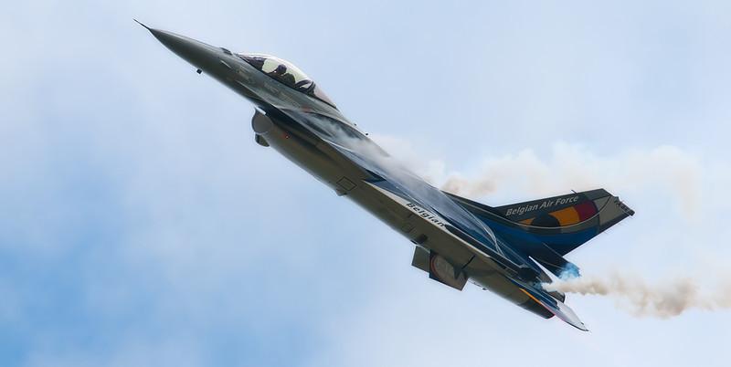 General Dynamics (SABCA) F-16AM Fighting Falcon (401)