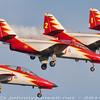 Patrulla Aguila CASA C-101 Aviojet