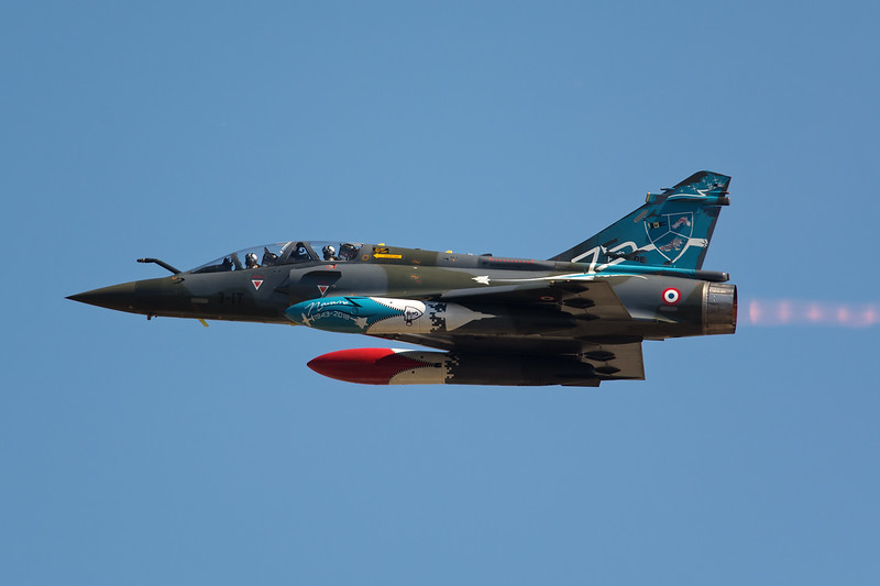 French Air Force Dassault  Mirage 2000D