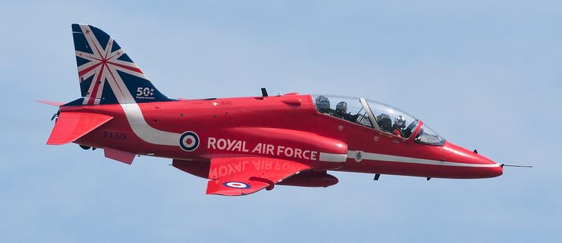 RAF Red Arrows Hawk