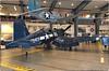 FG-1D Corsair (SB2A Buccaneer - hanging)