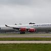 Airbus A340-600 G-VWIN