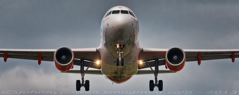 easyjet A319