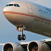 Etihad A340-600