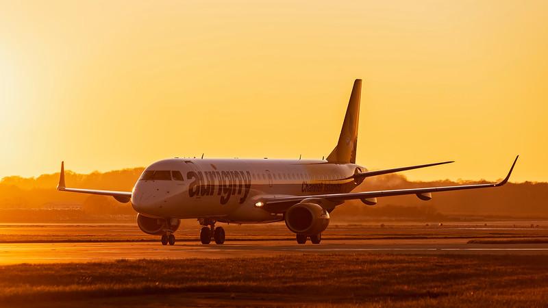 Aurigny Air Services Embraer E195