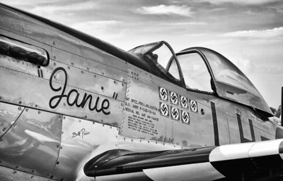 "Mustang ""Janie"""