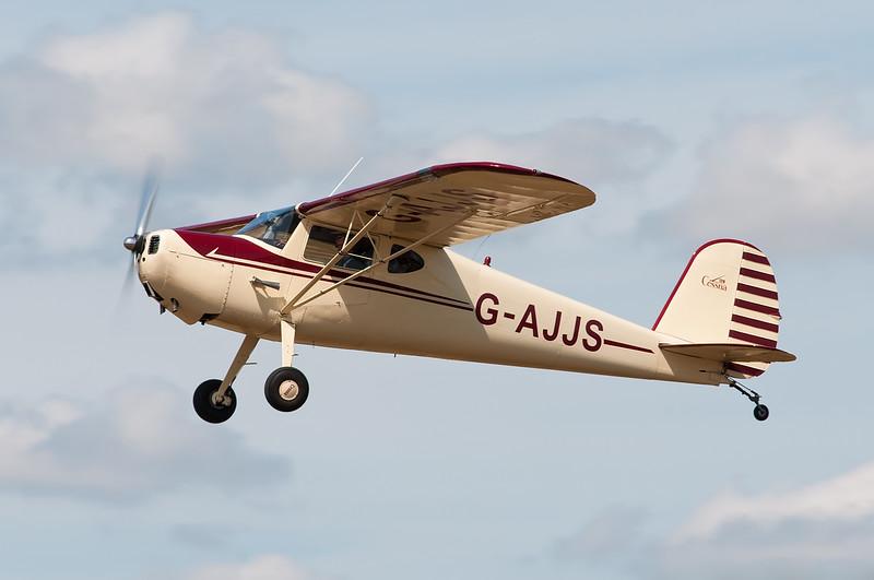Cessna 120 G-AJJS