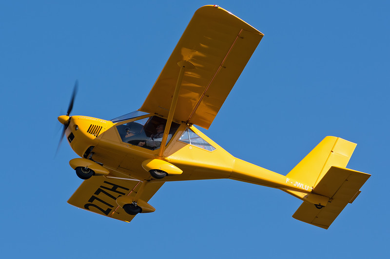 Aeroprakt A-22 Foxbat F-JWLU