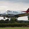 M-POWR Beech C90 King Air