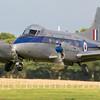 De Havilland 104 Devon,  VP981, G-DHDV.