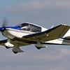 Robin DR400 G-EUSO