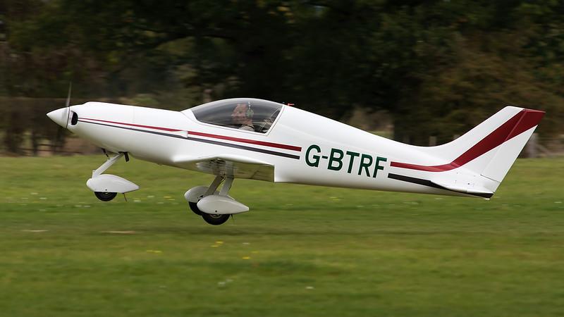 Aero Designs Pulsar G-BTRF