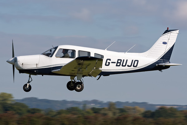PA-28-161 Warrior II G-BUJO