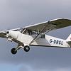 Piper L-21B Super Cub G-DRGL