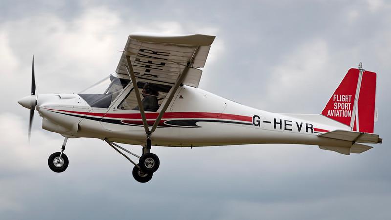 G-HEVR Ikarus C42