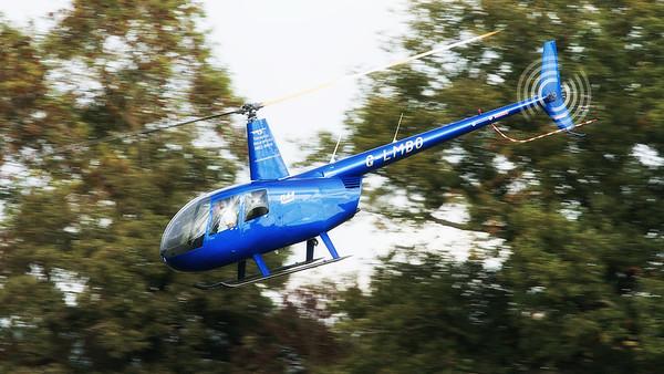 Robinson R44 G-LMBO