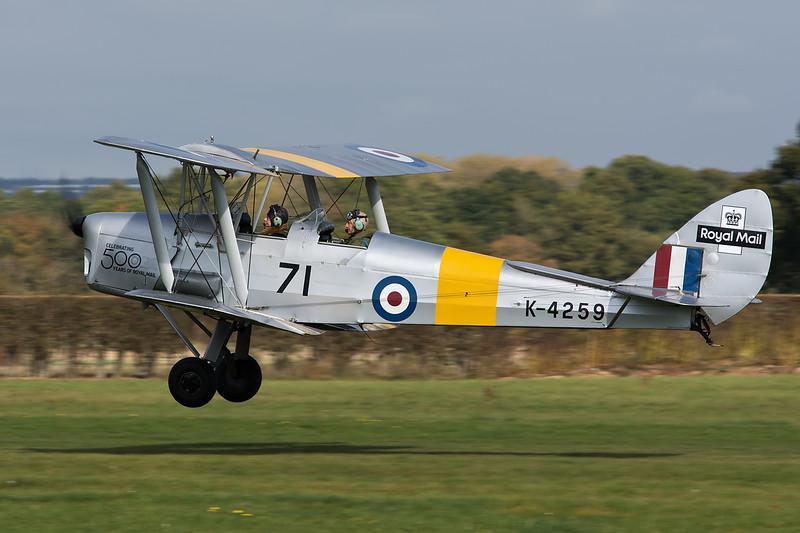 Tiger Moth G-ANMO / K-4259