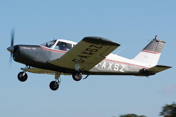 PA-28-140 Cherokee G-AXSZ