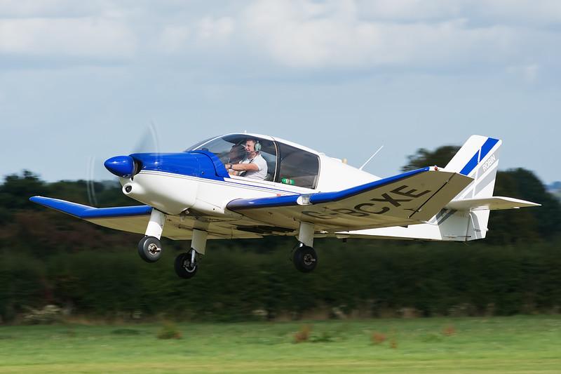 G-BCXE Robin DR400