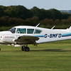 G-BMFD  Piper PA-23-250F Aztec Giles Aviation
