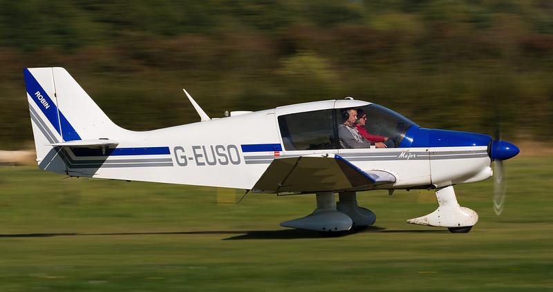 Robin DR40 G-EUSO