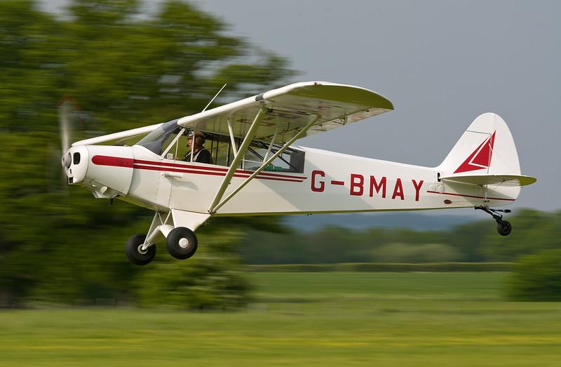 Piper Super Cub G-BMAY