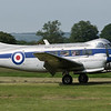 De Havilland 104 Devon,  VP981, G-DHDV.
