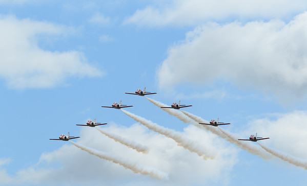 Patrulla Aguila - Open the Show