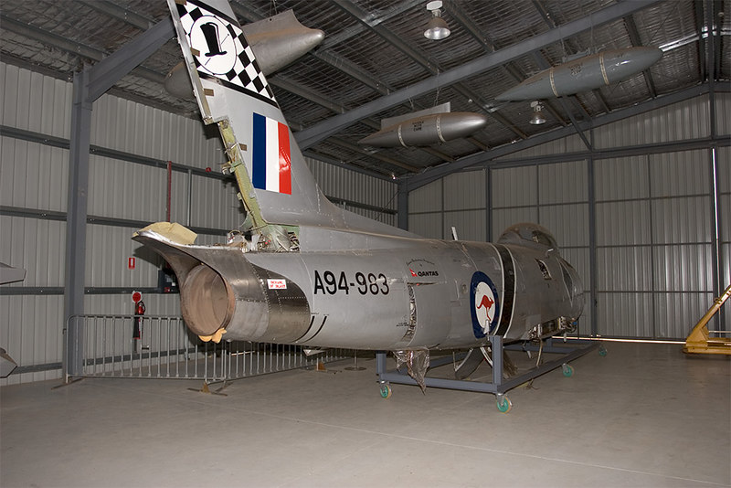 RAAF Avon Sabre in the permanent care of Temora Aviation Museum. All stops are being pulled out with 2 engineers working full time to re-assemble this fantastic aircraft.