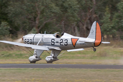 VH AWG  Power Driven Aeroplane with tailwheel-fixed landing gear Single Piston engine  Manufacturer: RYAN AERONAUTICAL CORP Model: ST-M/2 Serial number: 459 Aircraft first registered in Australia: 17 May 2000