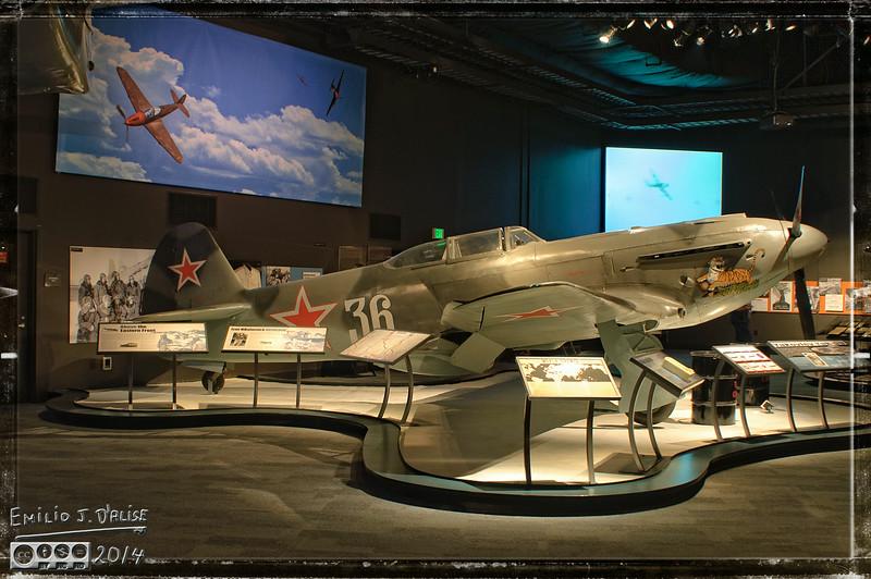 Yakovlev Yak-9U Frank