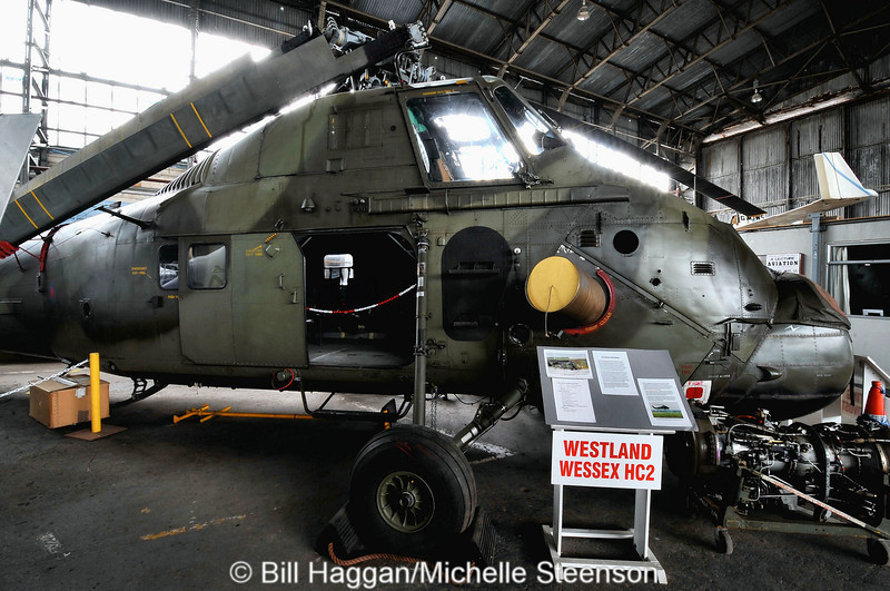 Westland Wessex HC2, Ulster Aviation Society