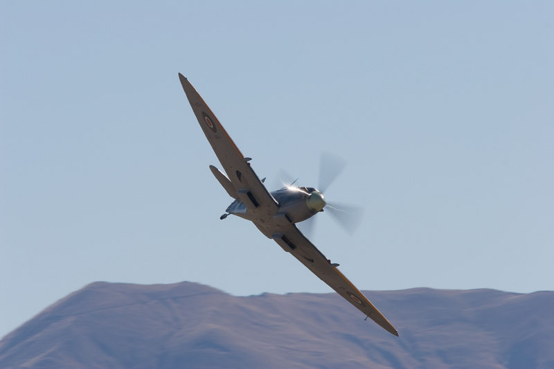 """MKXVII Spitfire soon to be seen at Temora Aviation Museum.<br /> <br /> See <a href=""""http://www.aviationmuseum.com.au/aircraft/spitfiremkxvi.cfm"""">http://www.aviationmuseum.com.au/aircraft/spitfiremkxvi.cfm</a>"""