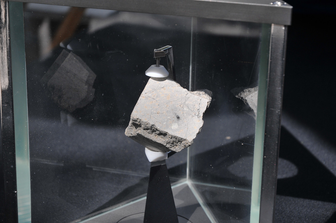 Meteorite from Mars