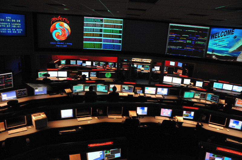 Deep Space Network Operations Control Center