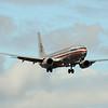 Date: 1/16/13 - Location: KMIA<br /> Dep/Arv/Enr: Arv - RW/Taxi/Ramp: RW09<br /> Manufacturer: Boeing<br /> Model: B737-823 - Reg/Nmb: N949AN<br /> Misc: n/a