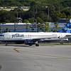 "Date:  10/02/16 - Location:   KMCO<br /> Dep/Arv/Enr:  Arv - RW/Taxi/Ramp:  Taxi Juliet<br /> Manufacturer:  Airbus<br /> Model:  A320-232 - RegNmb:  N579JB - C/N: 2132<br /> Misc:  ""Can't Stop Lovin Blue"""