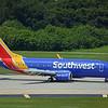Date:  8/10/15 - Location:  KTPA<br /> Dep/Arv/Enr:  Arv - RW/Taxi/Ramp:  RW01L<br /> Manufacturer:  Boeing<br /> Model:  B737-3H4 - Reg/Nmb:  N644SW<br /> Misc: