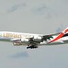 "Date: 9/1/15 - Location: KMCO<br /> Dep/Arv/Enr: Arv - RW/Taxi/Ramp: RW18R<br /> Manufacturer: Airbus<br /> Model: A380-861 - Reg/Nmb: A6-EOM<br /> Misc: ""Expo 2020/Dubai UAE"""