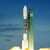 A Boeing Delta II Rocket launches Gravity Probe B