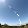 Delta II/ GeoEye launches from Vandenberg AFB. Sept. 6, 2008 11:50:57am