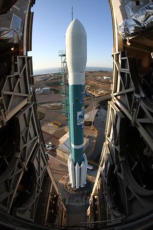Delta II NPP Launch Oct. 28, 2011 copyright ULA 2011