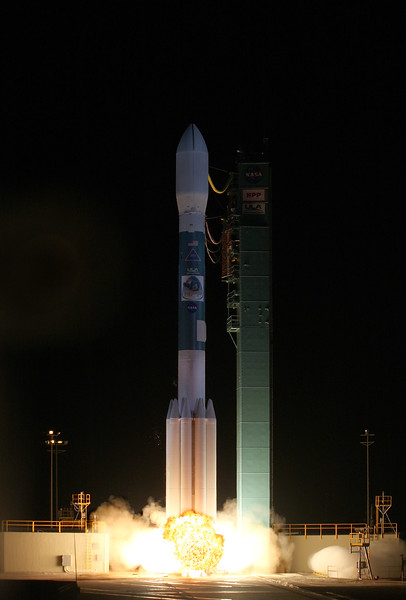 NPP Launch 10-28-2011,<br />  William G. Hartenstein/ULA