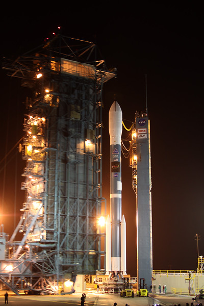 ULA Delta II launches WISE Dec. 14, 2009 from Vandenberg AFB. CA.